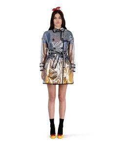 REDValentino - Trench Donna - Giacche e cappotti Donna su Valentino Online Boutique