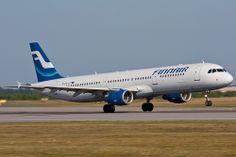 Finnair - OH-LZE - Airbus A321-211