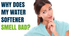 Does your water smell like rotten eggs? Or does your water softener itself have a bad smell? We may have answers. http://blog.watertech.com/why-does-my-water-softener-smell-bad/  #watertechsoft #reionator