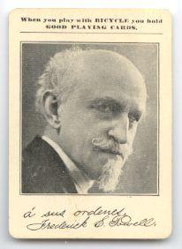 Frederick Eugene Powell, Dean pg American musicians 1922