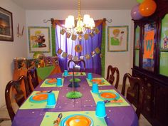 "Photo 2 of 39: Birthday Scooby Doo Mystery / Birthday ""Scooby Doo Haunted Mansion Party"" 