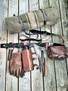 Bush belt kit