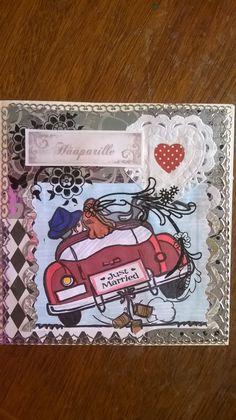 Vinkelin napit ja korut, taidetta ja käsitöitä Just Married, Original Art, Lunch Box, The Originals, Handmade, Hand Made, Bento Box, Handarbeit