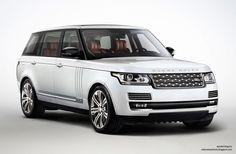 Range Rover Autobiography Long Wheelbase - Különleges autók