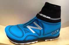 NEW BALANCE WINTER 110 - These look like they'll be awesome for winter runs in the elements.