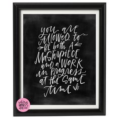 """""""Masterpiece"""" Design — Valerie Wieners Art Pretty Letters, Wrapped Canvas, Card Stock, Canvas Prints, Frame, Cards, Instagram, Design, Picture Frame"""