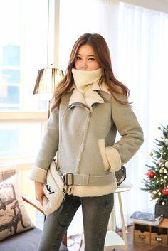 Rider Strap Wool Jacket