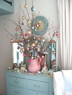 Twigs & ornaments