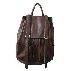 Ameri leather backpack
