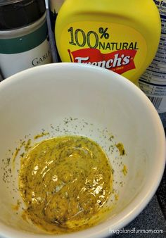 Mustard Marinade Recipe for Meat! Perfect for Kabobs, Chicken, and More!  #Easy #Recipe #Foodie