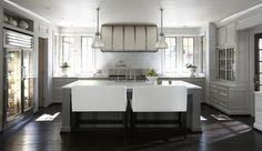 Mountain Brook renovation - contemporary - kitchen - birmingham - by Tracery Interiors