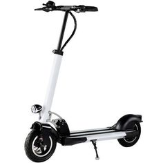 Big Toys USA MT-Rover_White MotoTec Rover 500w Lithium Electric Scooter White. Reduce your carbon footprint with the MotoTec Rover 48v Electric Scooter! Light and powerful with a 500w rear hub motor, Lithium batteries and a foldable Aluminum frame! Comes stock with front and rear LED lights, speedometer, battery indicator, trip odometer and 3 selectable speeds.  Specs:  Frame: Aluminum (foldable) Motor: 48v 500w Rear Hub (brushless) Battery: 48v 12ah Lithium Charging time: 6-8 hours (smart…