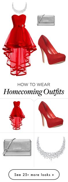 """""""Untitled #147"""" by melmessan on Polyvore featuring MICHAEL Michael Kors"""