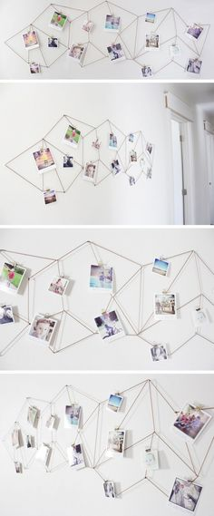 DIY Cool Family Photos Displays That Will Warm Your Heart