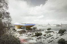 Guggenheim Museum Competition - SGH Architects
