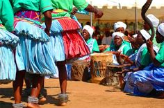 South African Culture, Customs And Practices Writ Large: Re-Morphed Cultural Renaissance Against Dysfunctional Existence South African Traditional Dresses, Traditional Outfits, Africa People, Married Woman, African Culture, Western Outfits, Girls Wear, How To Wear, Women