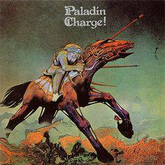 Roger Dean for Paladin