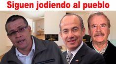 Fox sigue jodiendo con sus mensajes y Calderón rechazado por Cuba