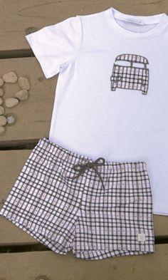 CICLISTA Y CAMISETA PICADILLY. Ciclista de lycra y camiseta picadilly, disponible de la talla 2 a la 8 años. Se venden por separado.