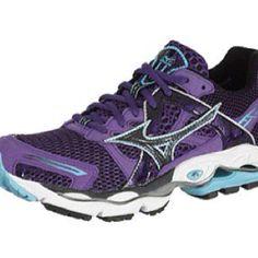 :Mizuno Running Shoes, my feet & legs love them!