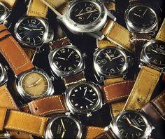 Panerai Military Watches