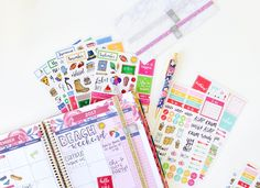 Looking for the ultimate planner decorating kit? Save 15% when you bundle our most popular planner accessories! Items Included: Classic Sticker Set, Holiday Stickers Set, Planner Bands and a Vintage Floral Planner Pen! #planner #agenda #2018agenda #2018planner #plannergoodies #plannerlover #plannerlife #plannercommunity #organization