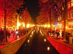 A 'Night Mayor' Is Transforming Amsterdam After Dark.  The role has been so successful that other major European centers, including Paris and Zurich, have their own.