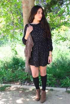 new outfit post now on the blog:  hippy boho style
