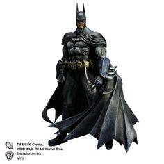 Arkham Asylum BATMAN Play Arts Kai Figure MIB NEW Square Enix City: Manufactured by: Square Enix Product name: Play Arts Kai Batman Arkham…