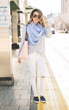 pastel in winter #2