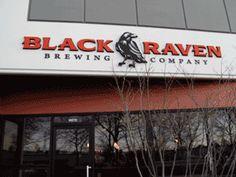 Black Raven Brewing Company - Redmond, WA  #Beer-Shark