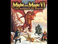 Might and Magic VI - Further Exploring the Temple of Baa - YouTube