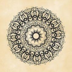 Decoration, Abstract, Pattern, Mandala, Zen, Meditation