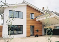 Contemporary house in Gosport