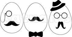 Velikonoční vajíčka pro muže - Katuan's