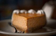 raw vegan pumpkin cheesecake