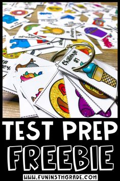 Test Prep Fun Your Students Will Love! Fun Test, Test Prep, Student Learning, Fun Learning, Cooperative Learning, Elementary School Counseling, Elementary Schools, Elementary Teaching, Practice Math Problems