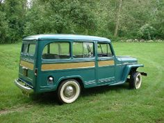 1953 Willys Station Wagon - Photo submitted by Tom Vilardi.