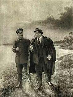 0011 (19) Одноклассники История, Плакат и Советский союз