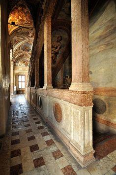 Buonconsiglio Castle , Trento, Trentino province, Trentino alto Adige region .