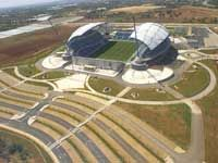 Stadium Algarve Faro Home to the Portugal Rugby Sevens on 20 and 21 July
