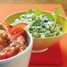 Petersilien-Salsa Rezept   Küchengötter