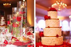a beautiful wedding cake | Anna Rozenblat Photography | New York | Boston | New Jersey | Destination Weddings - www.AnnasWeddings.com