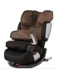 Scaunul auto pentru copii Pallas Fix de la Cybex este prevazut cu sistem ISOFIX universal. http://www.bebebliss.ro/cybex-scaun-auto-pallas-fix.html
