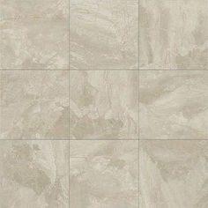 Daltile Marble Falls - x Square Multi-Surface Tile (crystal sands) Floor Texture, 3d Texture, Tiles Texture, Glazed Ceramic Tile, Ceramic Subway Tile, Master Bath Tile, Marble Falls, Ceramic Texture, Tile Trim