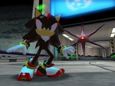 Shadow the Hedgehog GUN | Shadow the Hedgehog