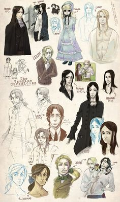 The Vampire Chronicles Dump by Garama.deviantart.com on @deviantART