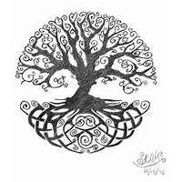 """Résultat de recherche d'images pour """"tatouage arbre de vie"""""""