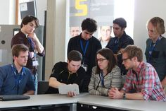 #Students from all #technicaluniversities of Austria have the opportunity to visit companies as #SKIDATA for free and get an idea about the workplace, future colleagues, projects and challenges.