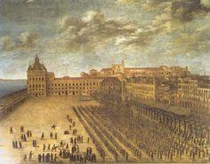 """O paço """"desce""""  do castelo até ao rio, para junto da Casa da Índia e da Mina. A Expansão Portuguesa transformou a cidade de Lisboa em capi..."""